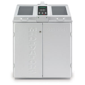 endoscope washer-disinfector / reprocessing / benchtop / double-basin
