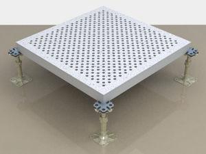 aluminum flooring / anti-static