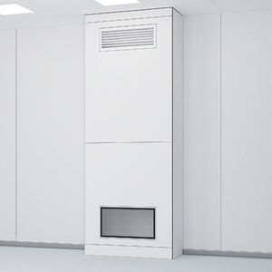 air filter unit / for clean rooms