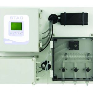 organic elemental analyzer / for water quality / for wastewater / compact