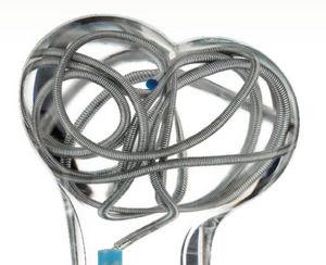 detachable embolization coil