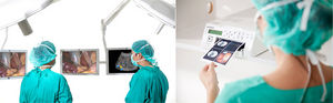 surgery unit integration system / with streaming / HD