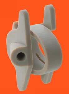 lumbar interspinous vertebral implant