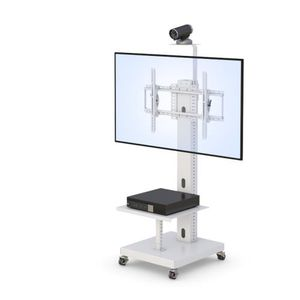 computer cart with video recording