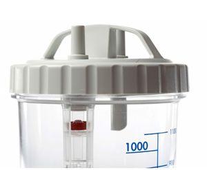 medical suction pump jar