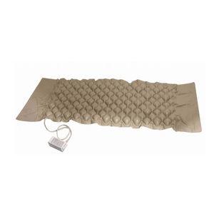 hospital bed mattress overlay / dynamic air / anti-decubitus / honeycomb