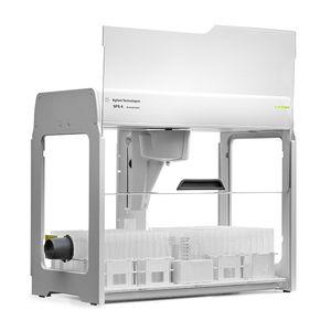 ICP-MS autosampler / high-throughput / benchtop