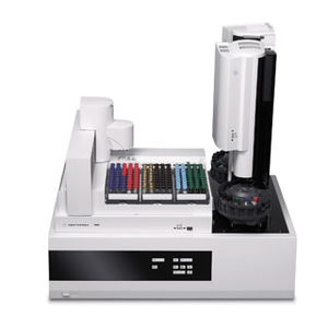 automatic sample preparation system / for chromatography / dilution / benchtop