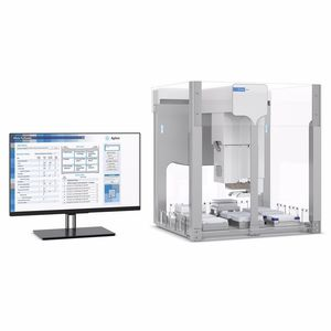 automatic sample preparation system / laboratory / for proteomics / digestion