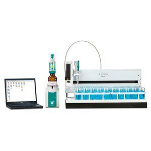 titrator sample changer