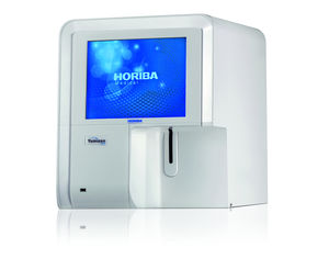 27-parameter hematology analyzer