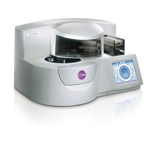 automatic biochemistry analyzer / for clinical diagnostic / compact