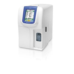 19-parameter hematology analyzer / for humans / with CRP analyzer / electrical impedance