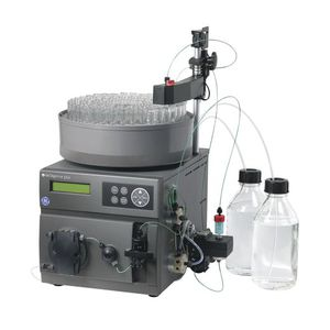 preparative liquid chromatography system / for protein purification / compact