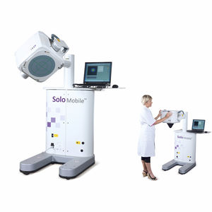 small-field Gamma camera / for mammoscintigraphy / for thyroid scintigraphy / mobile