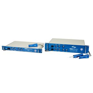 computer-controlled patch-clamp amplifier