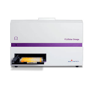 fluorescence multi-mode microplate reader / luminescence / UV-visible / for protein quantification