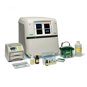 chemiluminescence gel documentation system / with CCD camera