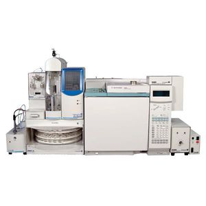 GC chromatography system / for water analysis / volatile organic compound