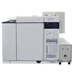 GC chromatography system / for the food industry / for environmental analysis