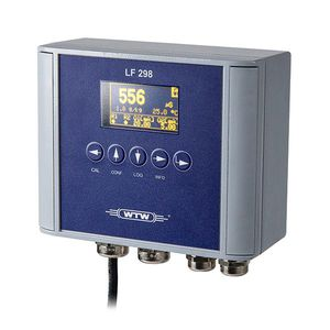 conductivity analyzer / for water analysis / digital