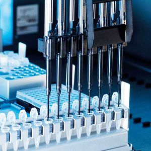robot pipette tip