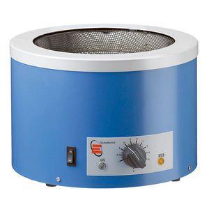 analog laboratory heating mantle / with regulator