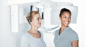 panoramic X-ray system / cephalometric X-ray system / digital / floor-mounted