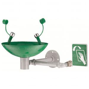 eye wash station with sink