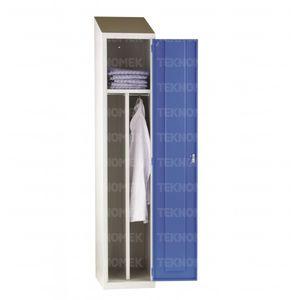 storage locker / laundry / hospital / with shelf