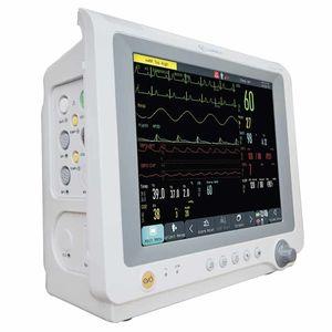 multi-parameter ECG monitor