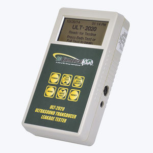 electrical safety tester / leakage / for ultrasound transducers / portable