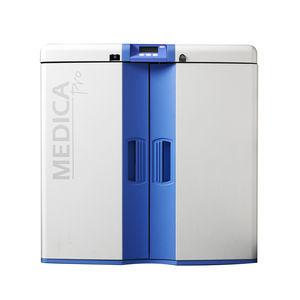 laboratory water purifier / microfiltration / deionization / UV