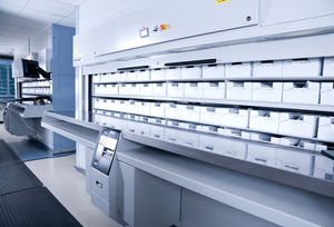 pharmacy automated dispensing cabinet