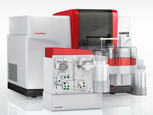 atomic absorption spectrometer / compact / high-resolution