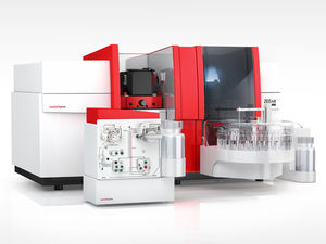 MS/MS spectrometer
