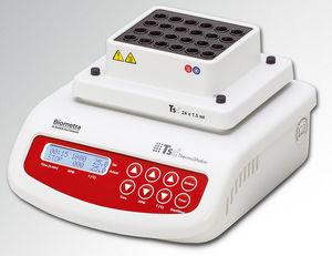 orbital thermo-mixer / sample preparation / benchtop / digital