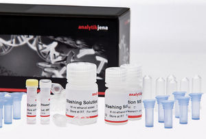 DNA extraction reagent kit / sputum / for mycobacteria