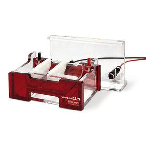agarose gel electrophoresis system / compact