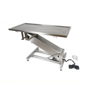 veterinary surgical table / electric / lifting / tilting