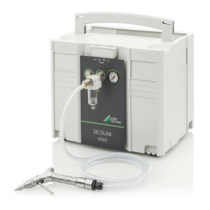 medical air compressor / laboratory / oil-free