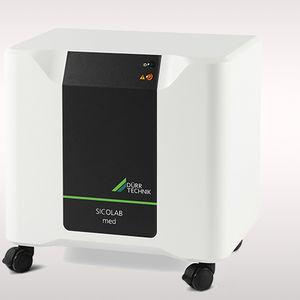 artificial ventilation air compressor / silent / oil-free