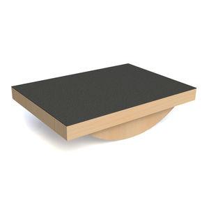 rectangular balance board