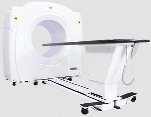 CBCT scanner / for full-body tomography / compact / mobile