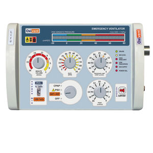 electronic ventilator / intensive care / emergency / transport