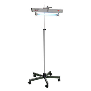 germicidal lamp / UV / on casters
