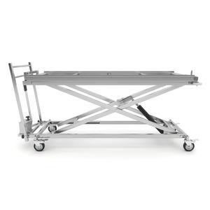 mortuary trolley