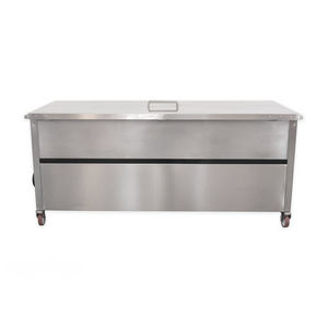 stainless steel body preservation tank