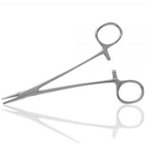 surgical needle holder