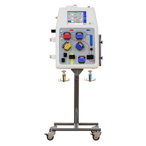 CRRT machine with plasma therapy